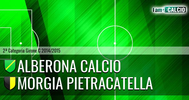 Alberona Calcio - Morgia Pietracatella