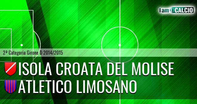Isola Croata Del Molise - Atletico Limosano