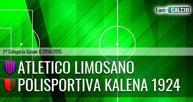 Atletico Limosano - Polisportiva Kalena 1924