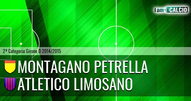 Montagano Petrella - Atletico Limosano