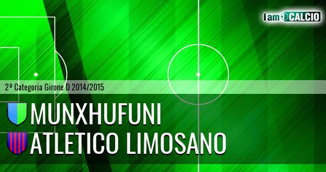 Munxhufuni - Atletico Limosano