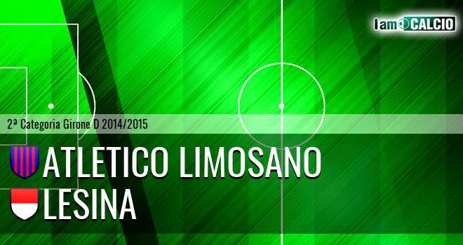 Atletico Limosano - Lesina