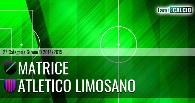 Matrice - Atletico Limosano