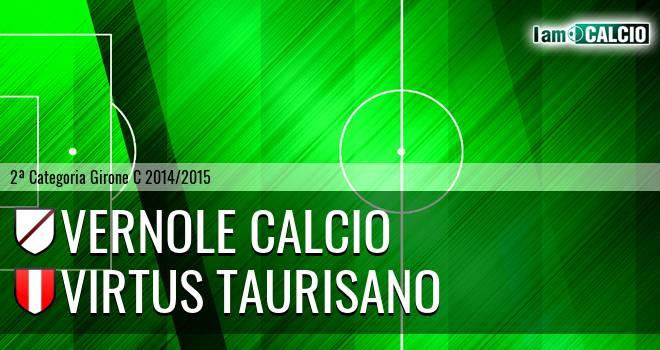 Vernole Calcio - Virtus Taurisano