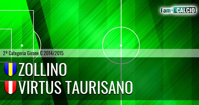 Zollino - Virtus Taurisano
