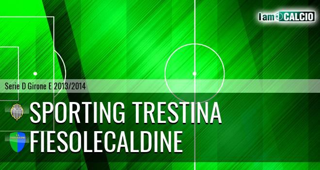 Sporting Trestina - FiesoleCaldine