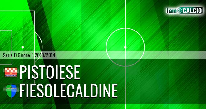 Pistoiese - FiesoleCaldine
