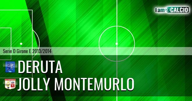 Deruta - Jolly Montemurlo