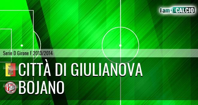 Città di Giulianova - Bojano