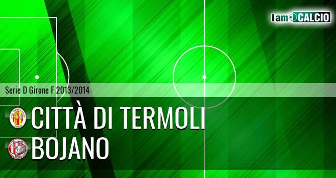 Calcio Termoli 1920 - Bojano