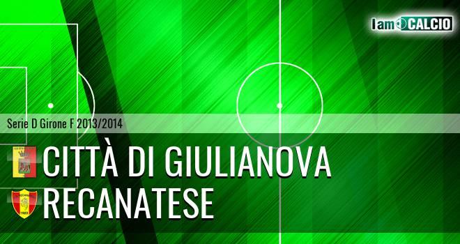 Città di Giulianova - Recanatese