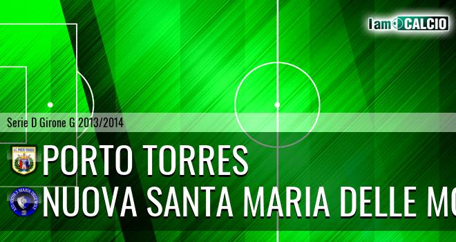 Porto Torres - Nuova Santa Maria Delle Mole
