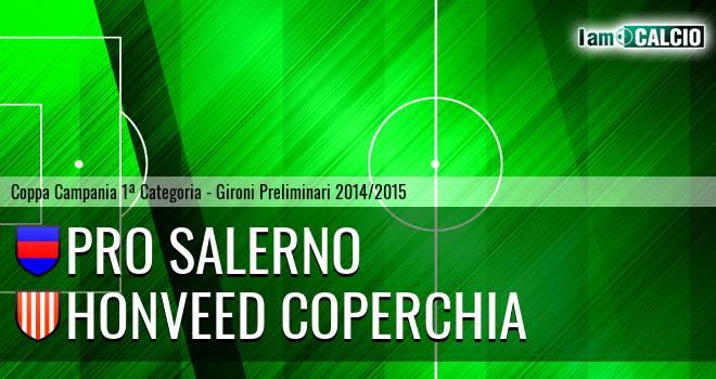 Pro Salerno - Honveed Coperchia