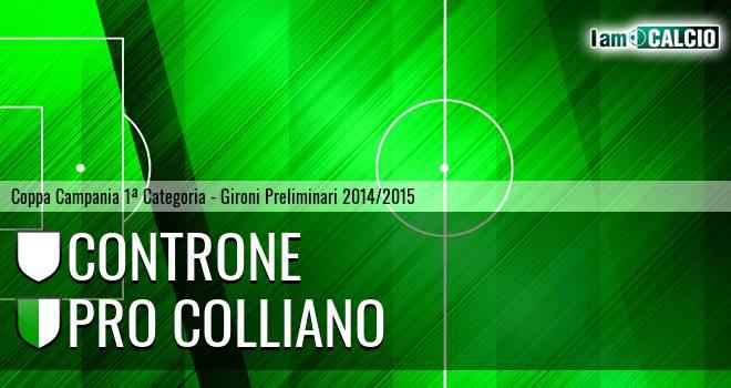 Controne - Pro Colliano