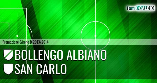 Bollengo Albiano - San Carlo