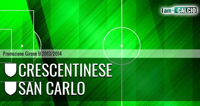 Crescentinese - San Carlo