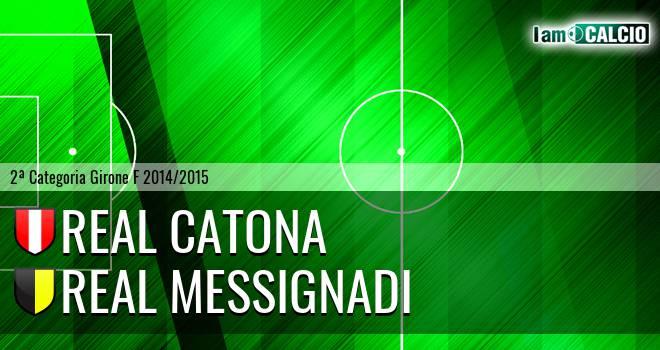 Real Catona - Real Messignadi