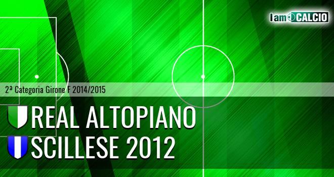 Real Altopiano - Scillese 2012