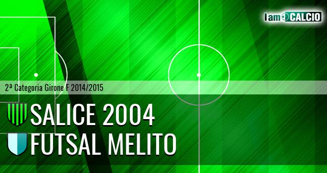 Salice 2004 - Melitese