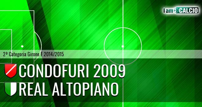 Condofuri 2009 - Real Altopiano