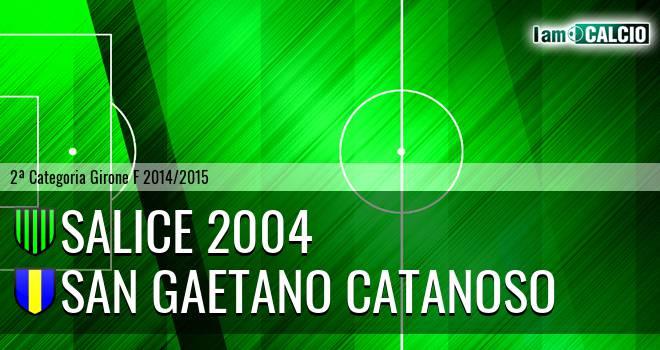 Salice 2004 - San Gaetano Catanoso