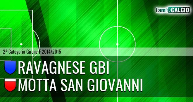 Ravagnese Gbi - Motta San Giovanni