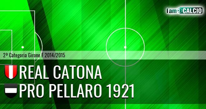 Real Catona - Pro Pellaro 1919