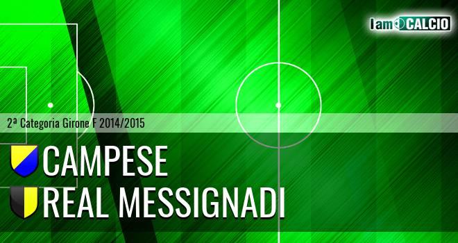 Campese - Real Messignadi