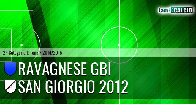 Ravagnese Gbi - San Giorgio 2012