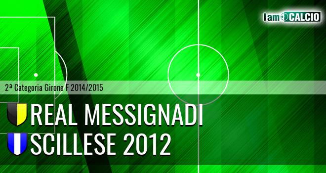 Real Messignadi - Scillese 2012