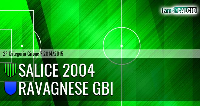 Salice 2004 - Ravagnese Gbi