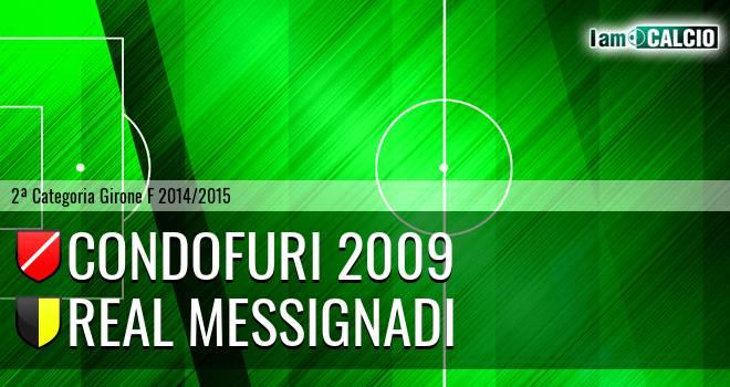 Condofuri 2009 - Real Messignadi