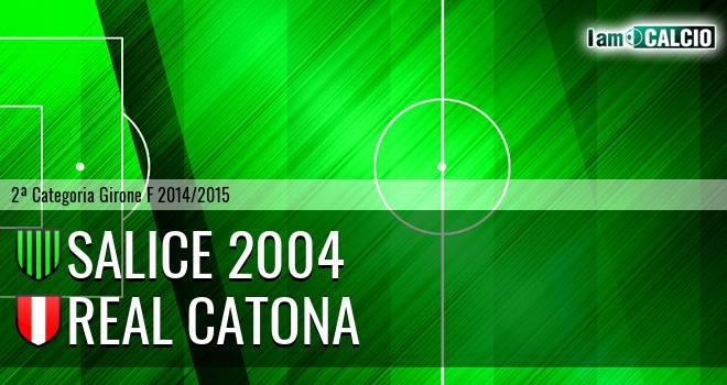 Salice 2004 - Real Catona
