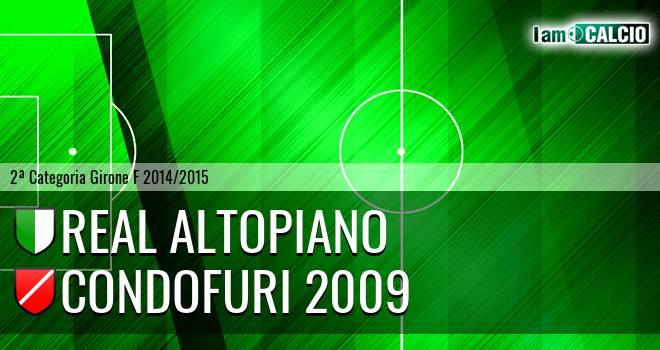 Real Altopiano - Condofuri 2009