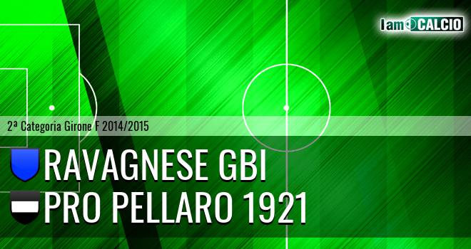 Ravagnese Gbi - Pro Pellaro 1919