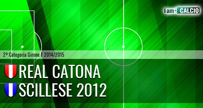 Real Catona - Scillese 2012