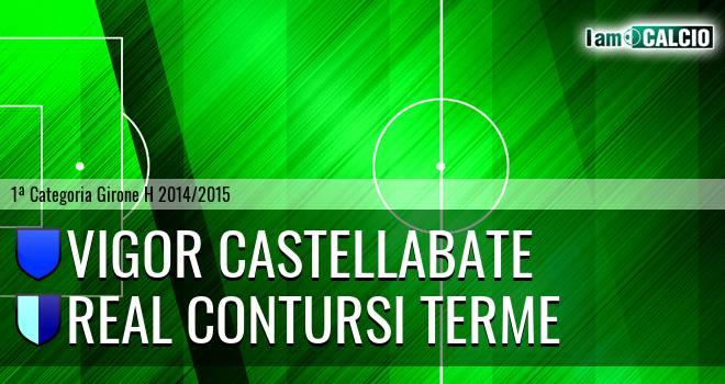 Vigor Castellabate - Real Contursi Terme