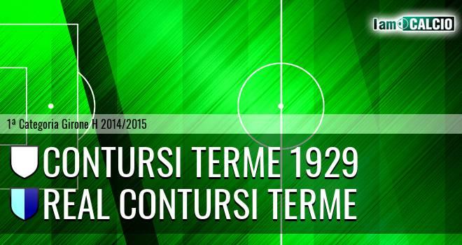 Contursi Terme 1929 - Real Contursi Terme