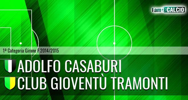 Adolfo Casaburi - Club Gioventù Tramonti