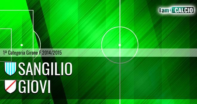 Sangilio - Giovi Calcio Rufoli