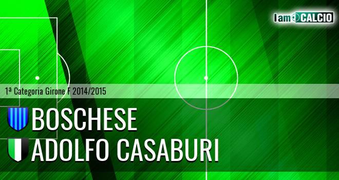 Boschese - Adolfo Casaburi