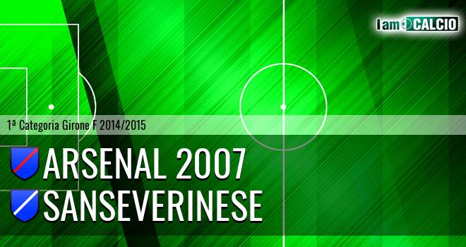 Arsenal 2007 - Sanseverinese
