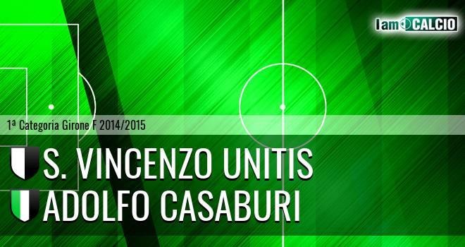 S. Vincenzo Unitis - Adolfo Casaburi
