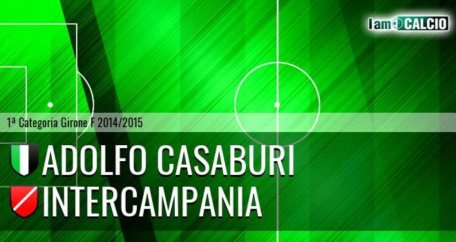 Adolfo Casaburi - Intercampania