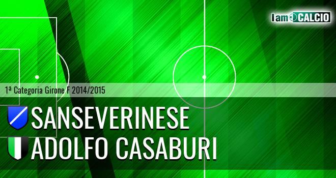Sanseverinese - Adolfo Casaburi