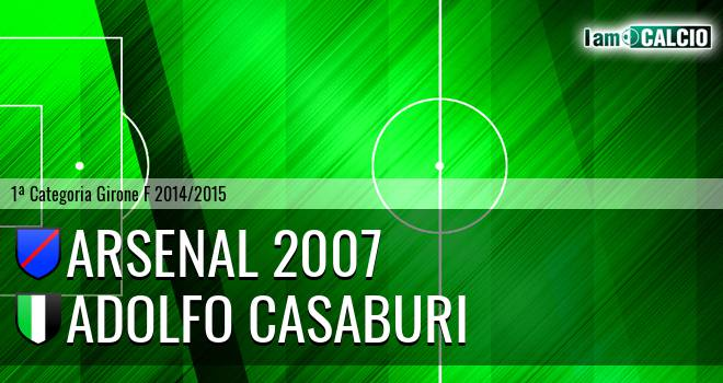 Arsenal 2007 - Adolfo Casaburi