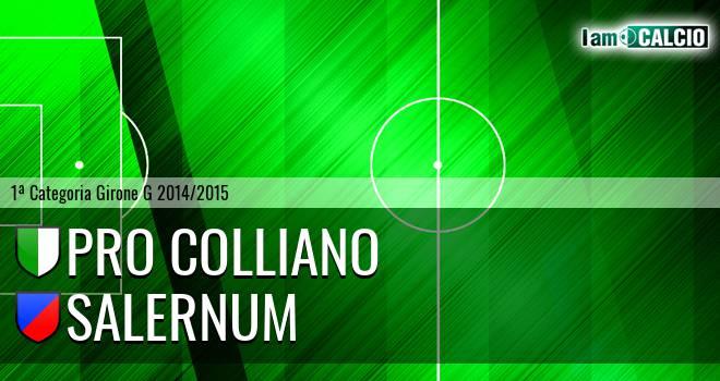 Pro Colliano - Salernum