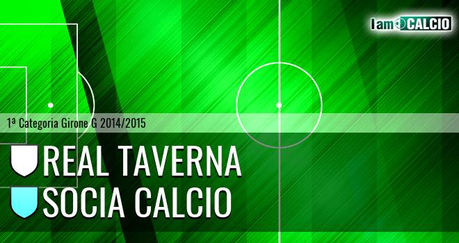 Real Taverna - Socia Calcio