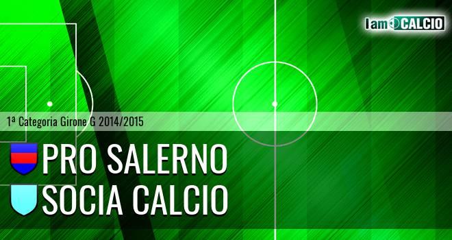 Pro Salerno - Socia Calcio