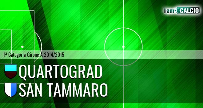 Quartograd - San Tammaro